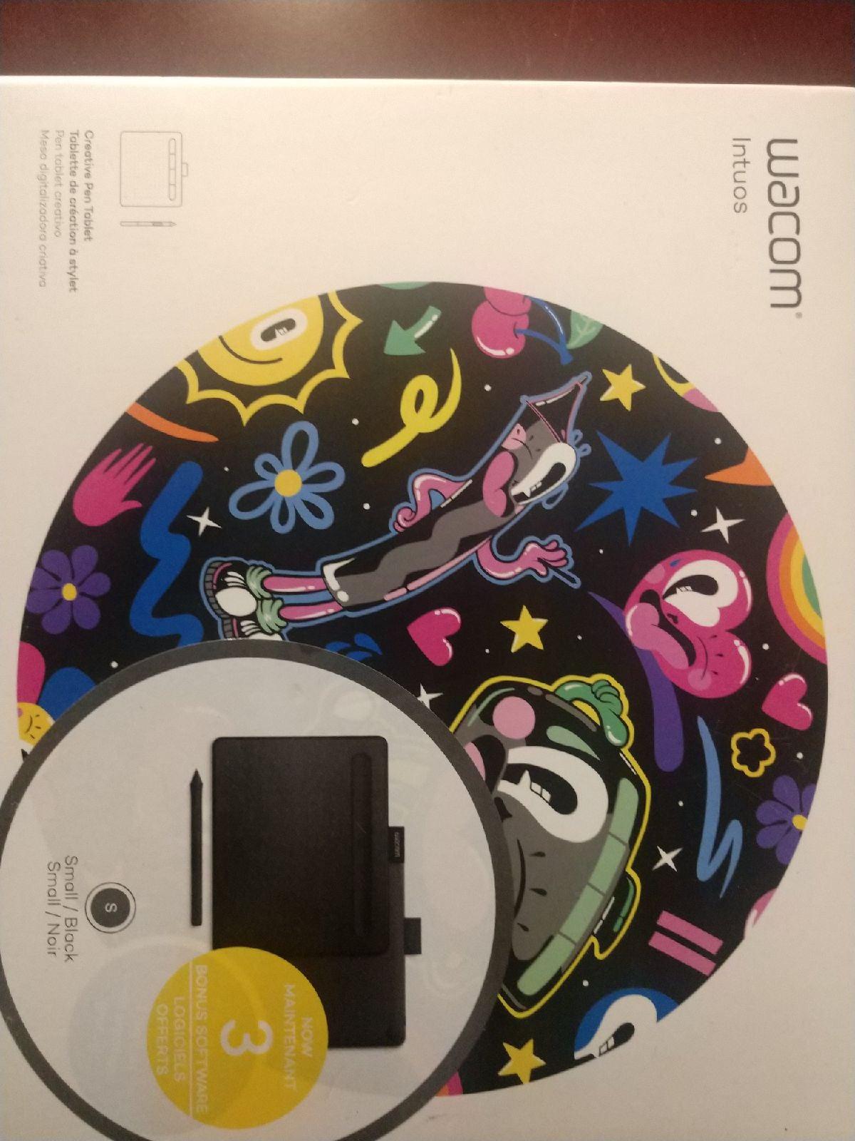 Wacom tablet OBO