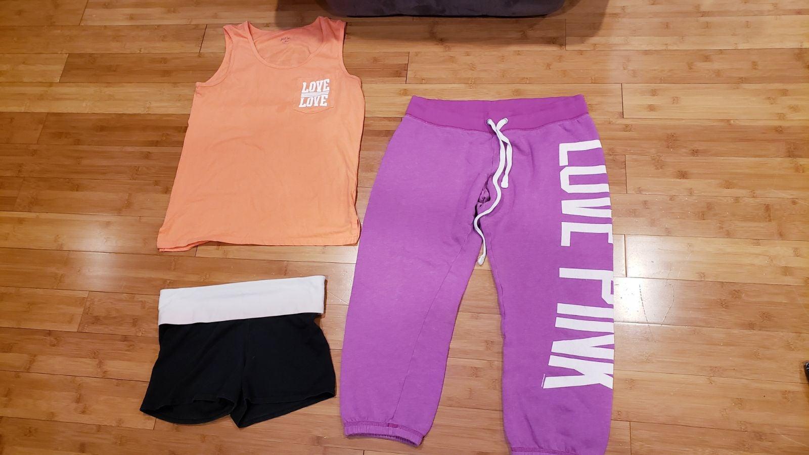 Pink bundle medium size