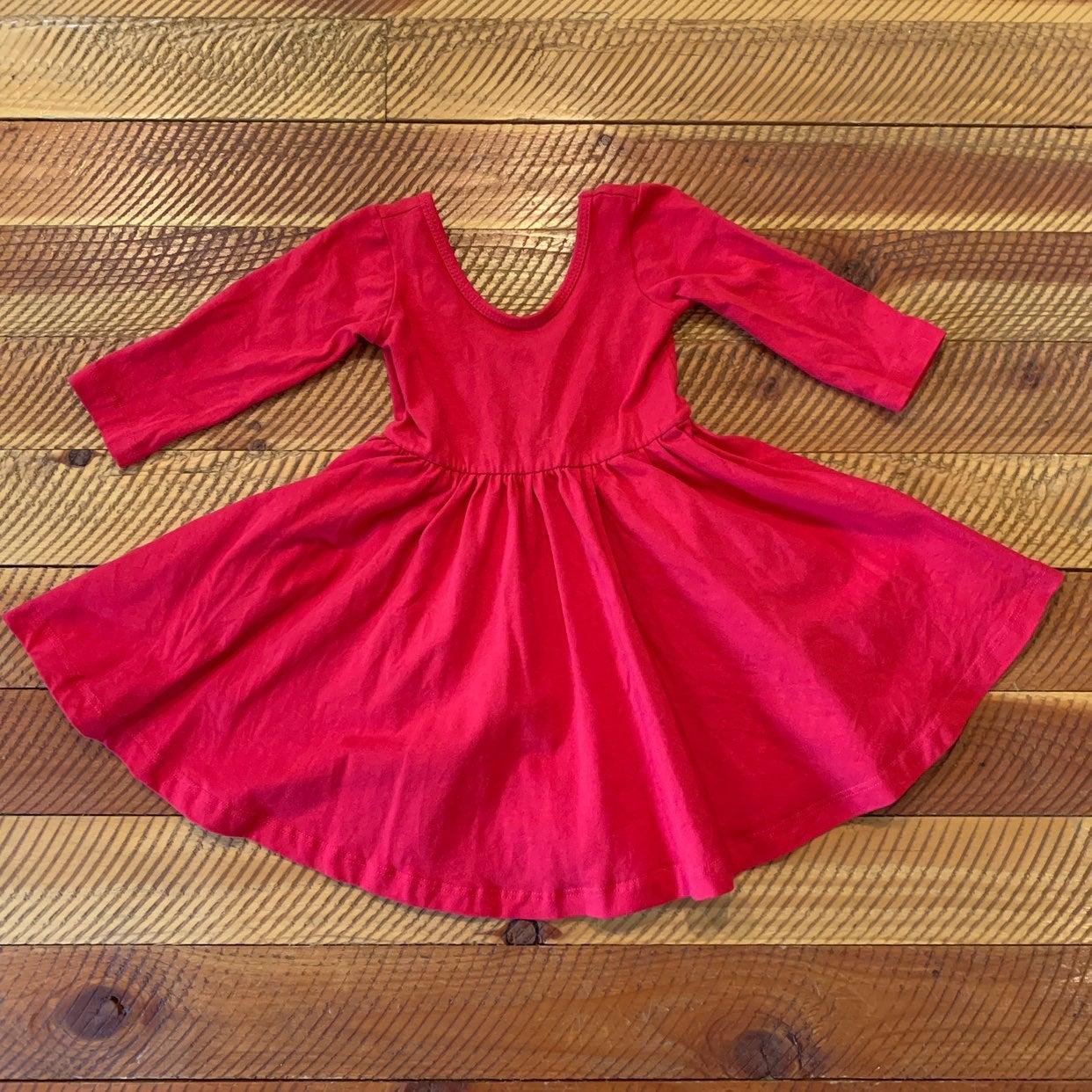 Alice & Ames long sleve ballet Dress 2T