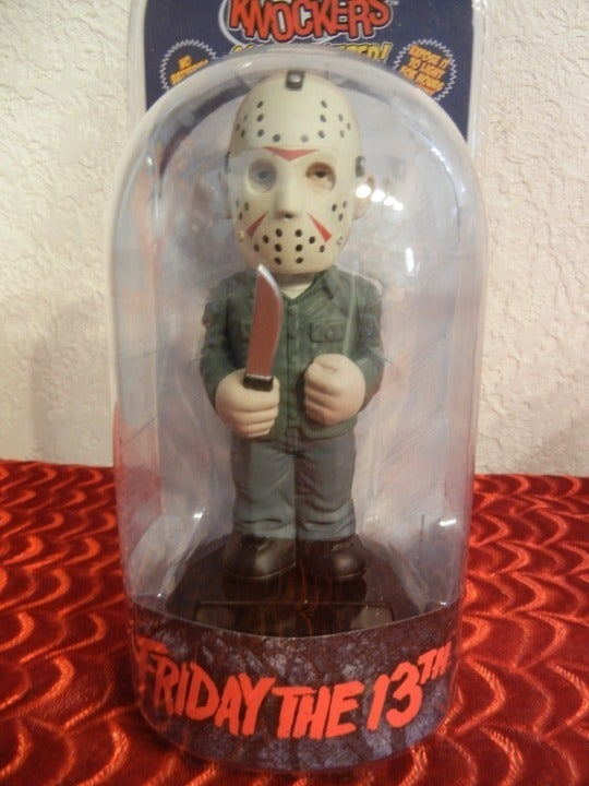 JASON FRIDAY the 13th SOLAR DANCER