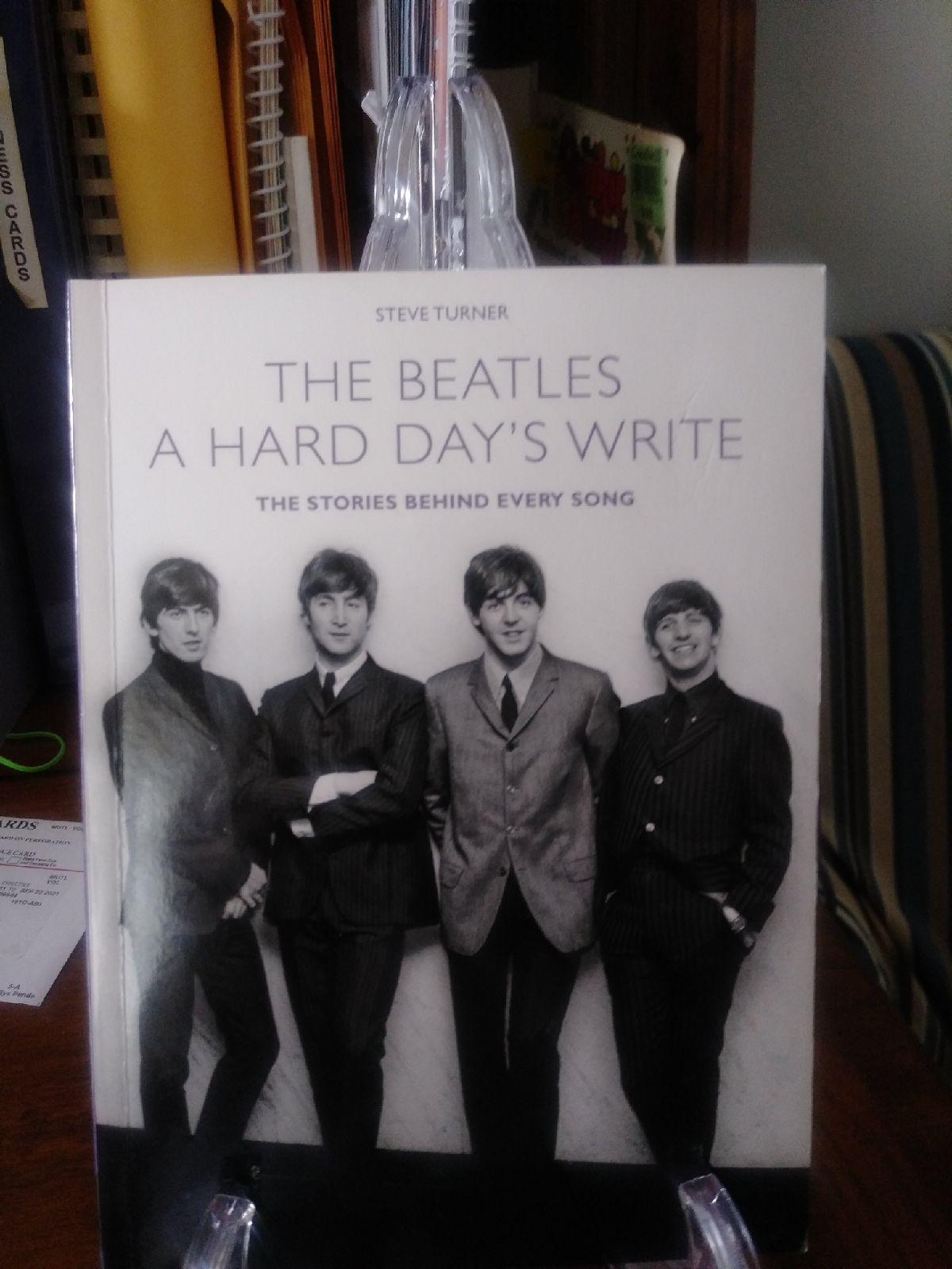 New The Beatles A Hard Day's Write Book