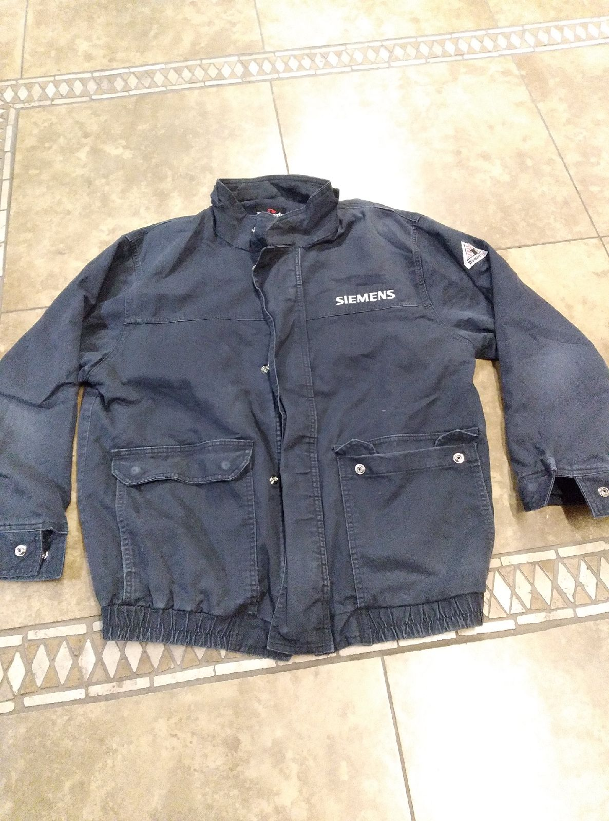 FR Work Jacket men size L