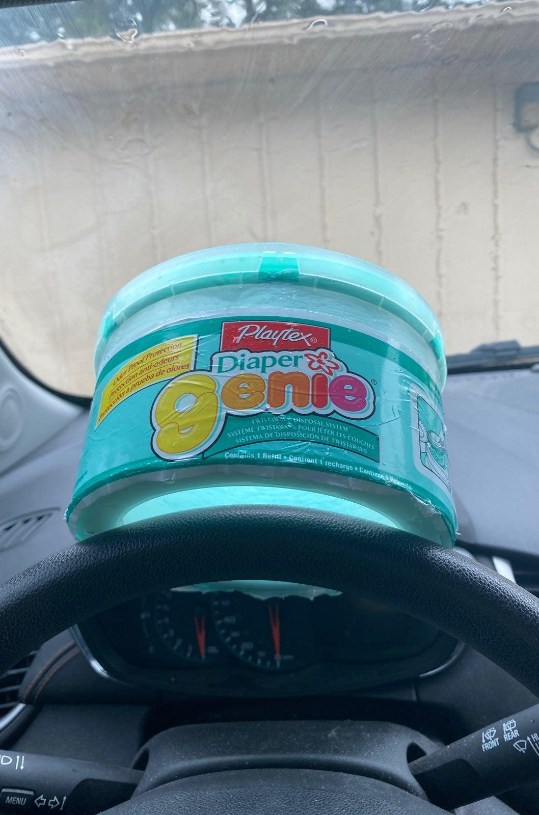 Diaper genie bags!