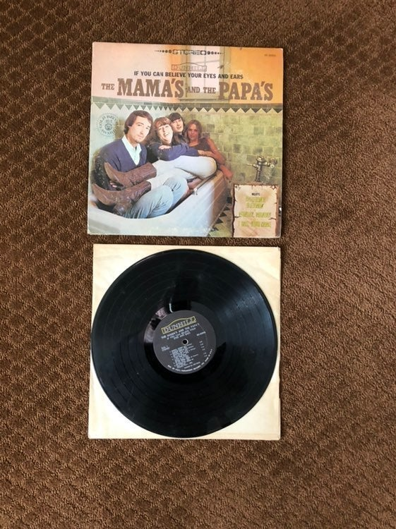 Mama's and the Papa's Debut Album