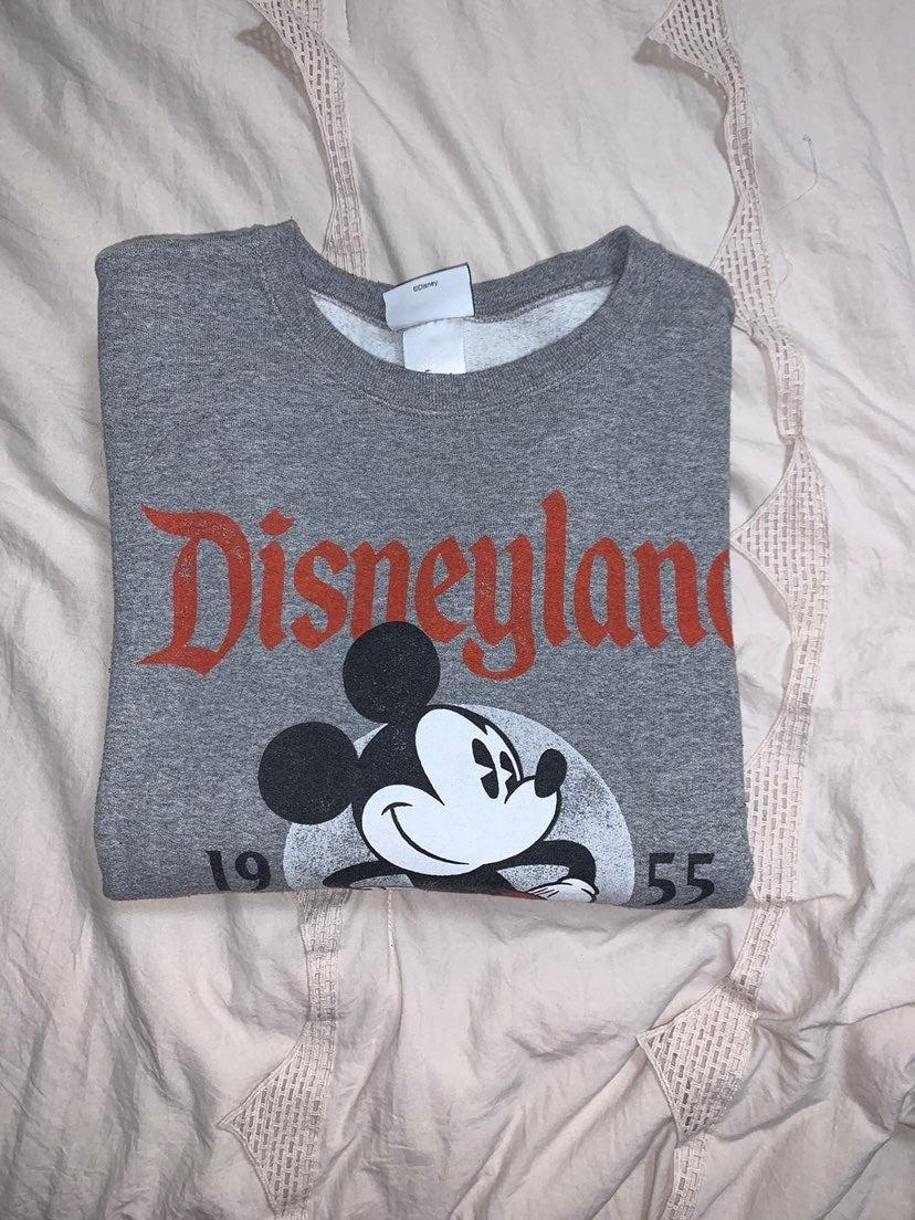 Disneyland Sweatshirt WMNS SMALL