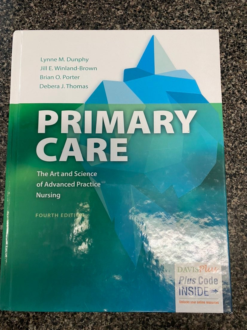 Primary Care The Art and Science of Adva