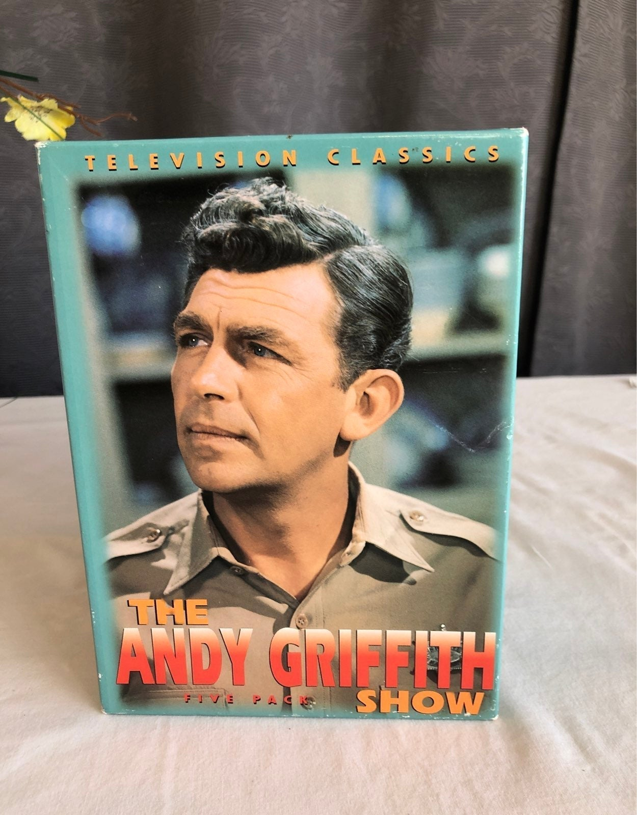 Classic The Andy Griffith show 5 pack VH