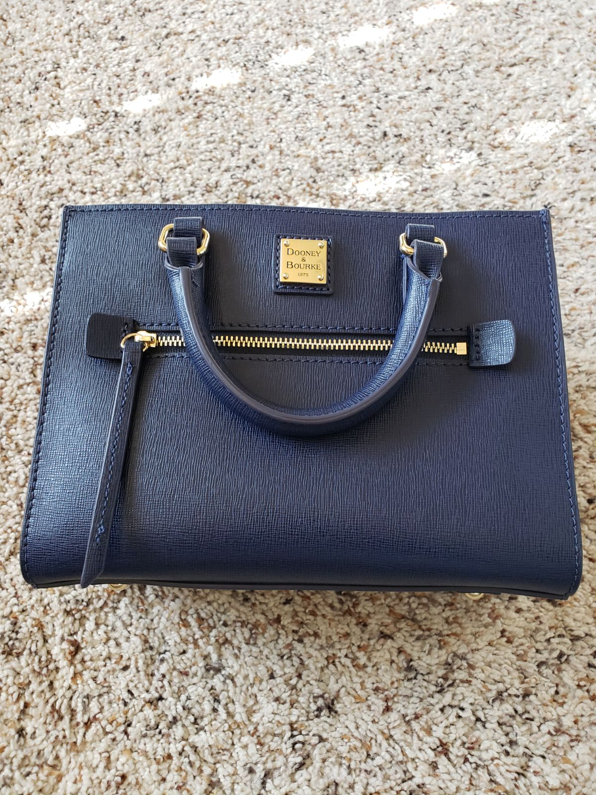 DOONEY and BOURKE MINI ZIP JANINE
