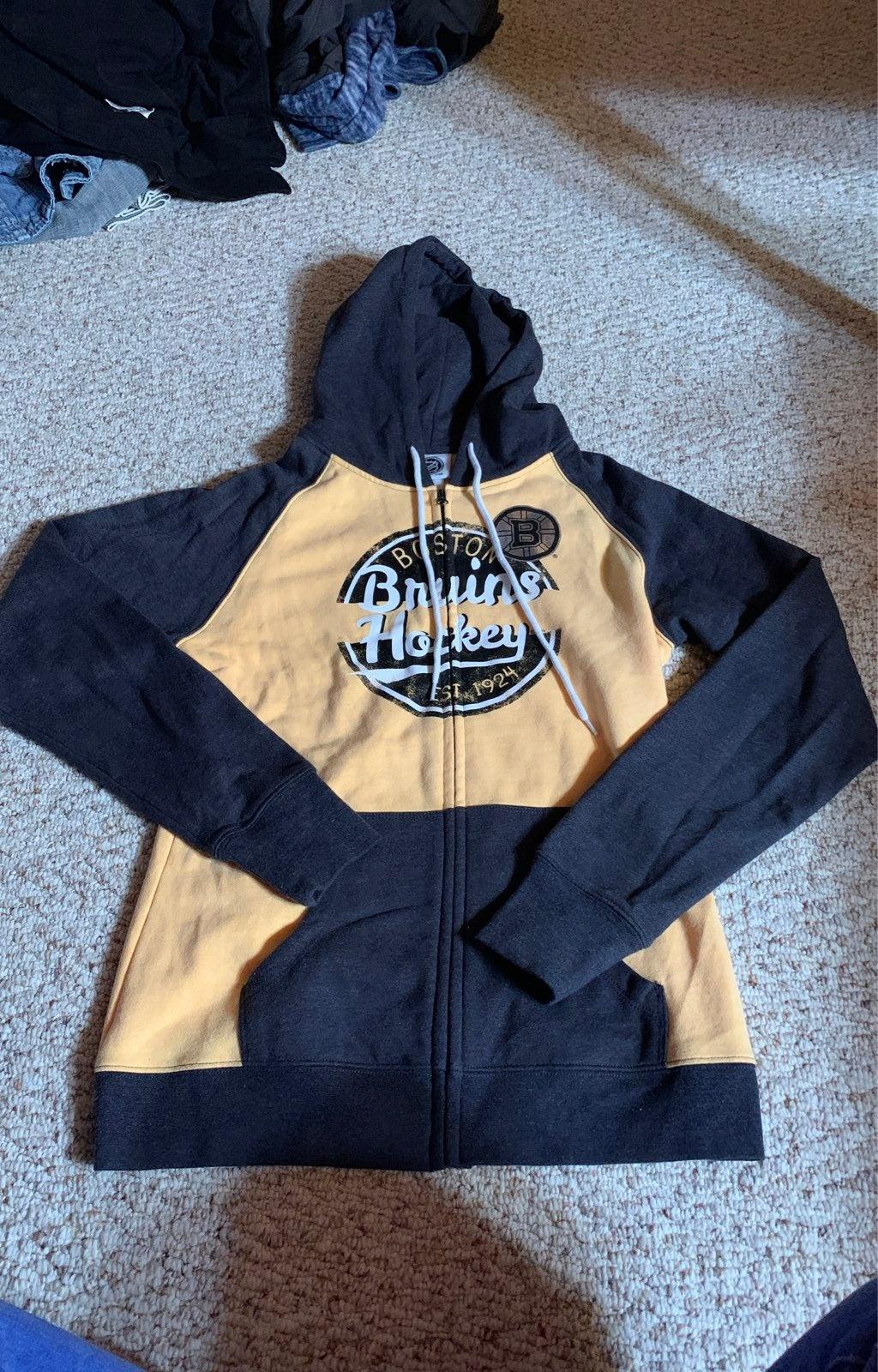 Boston Bruins 4her Hooded Sweatshirt m