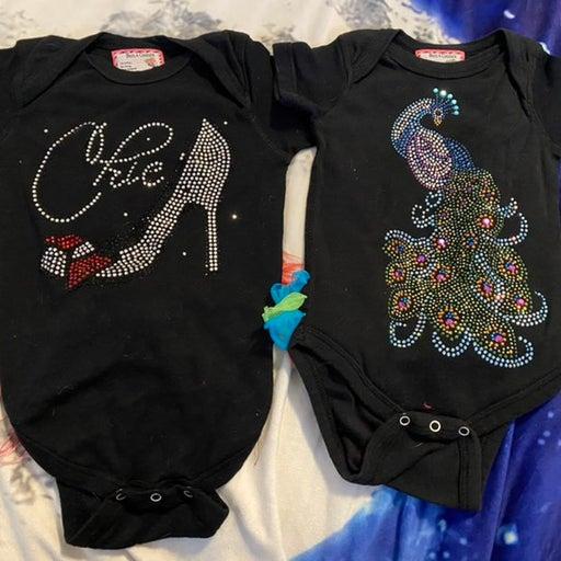 Born 4 couture onesies