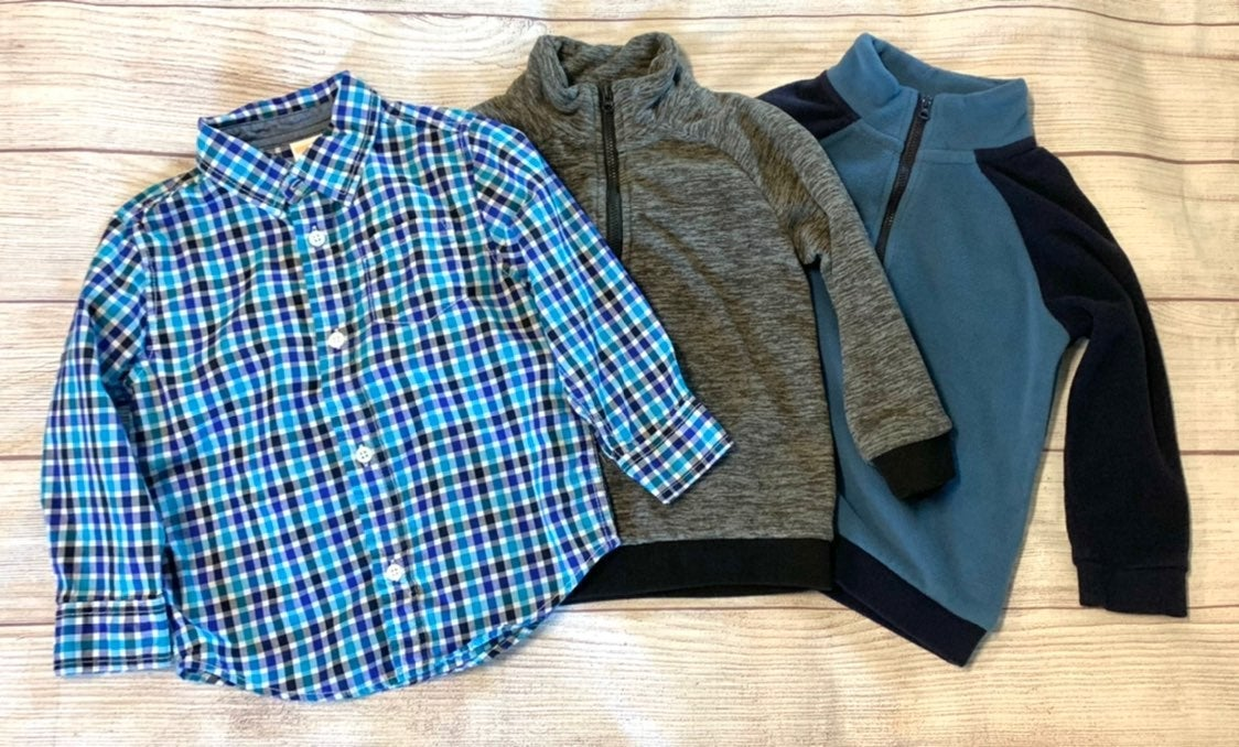 Gymboree Boy Shirt Lot Size 2t