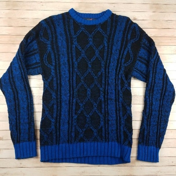 VTG 80s/90s Lifetrends Grandpa Sweater