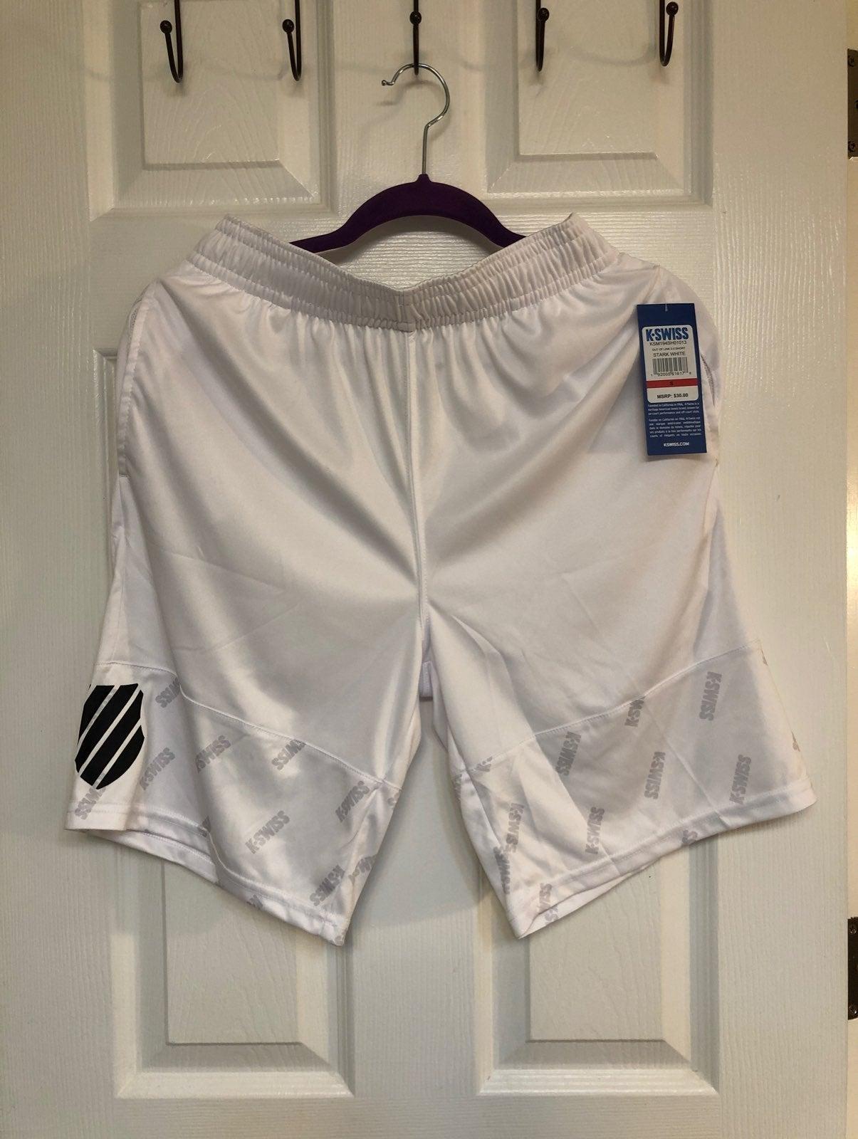 MENS K- Swiss Shorts GREAT