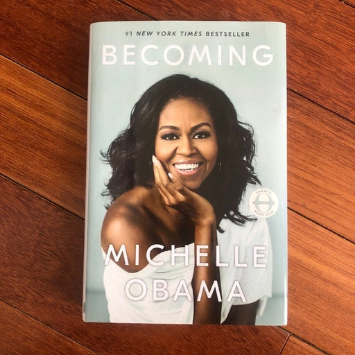 NEW - Becoming by Michelle Obama