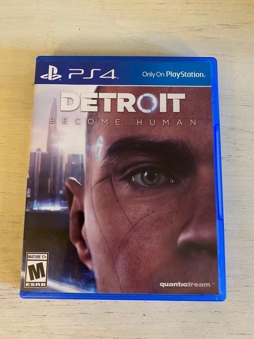 Detriot Become Human PS4