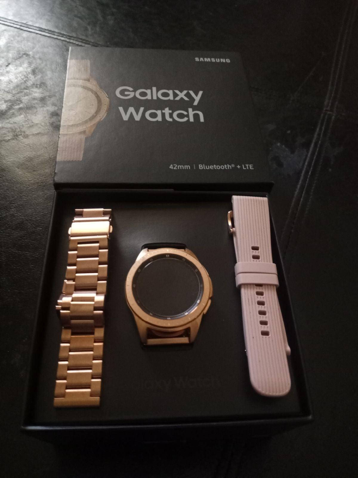 Samsung Galaxy Watch Active Smartwatch 4
