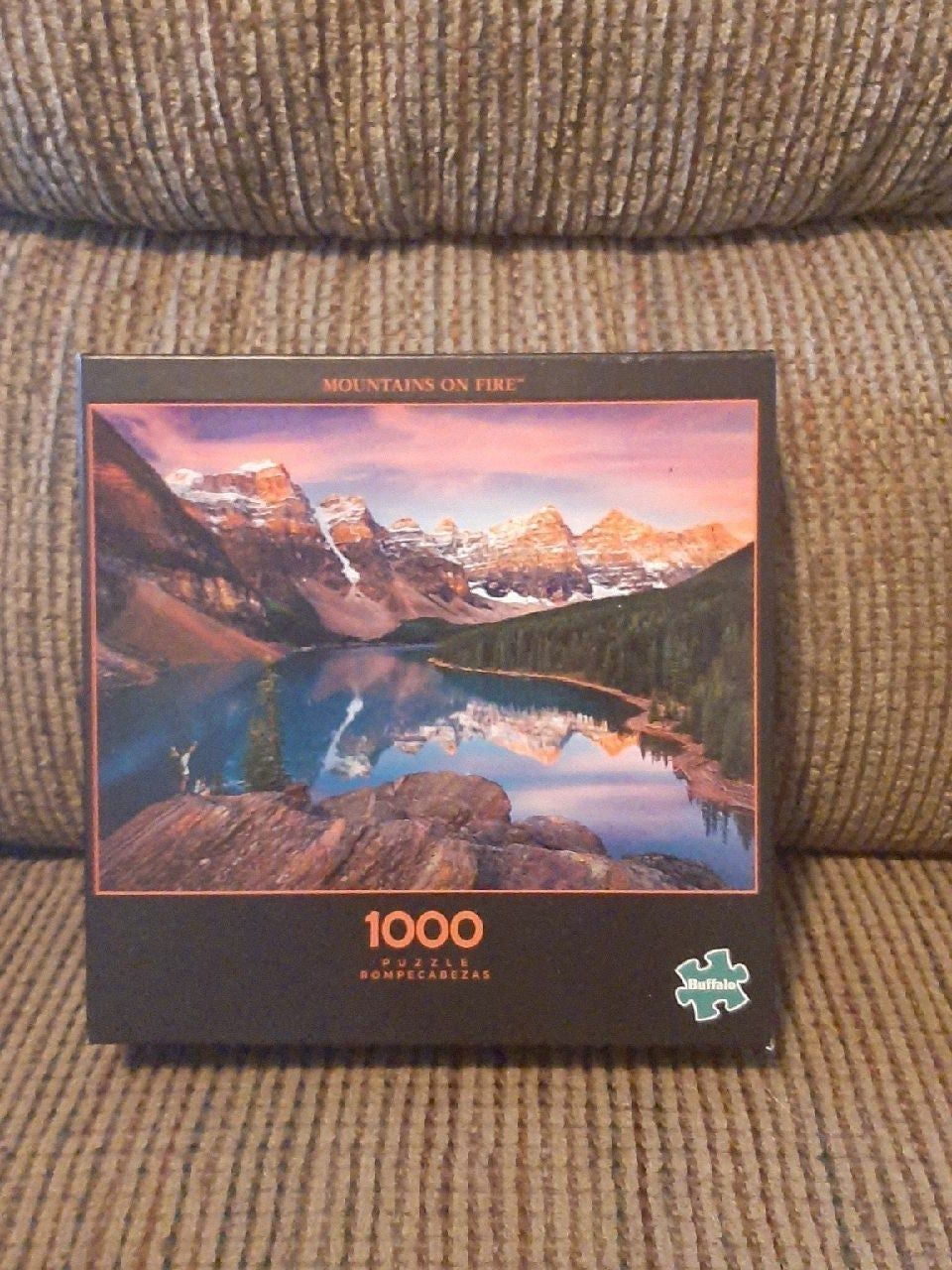 jigsaw puzzle 1000 - brand new