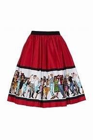 Pinup Girl Clothing love and rockets cir