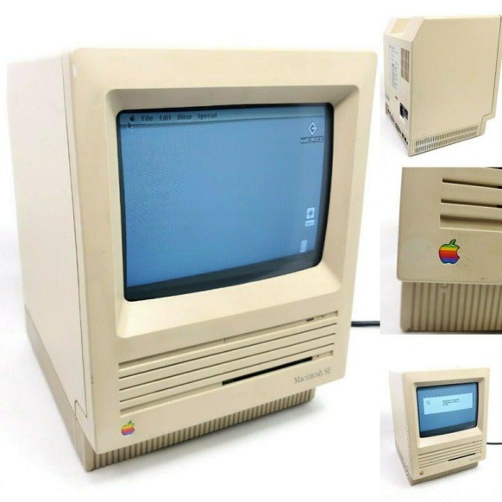 Vintage Apple Macintosh SE FDHD M5011
