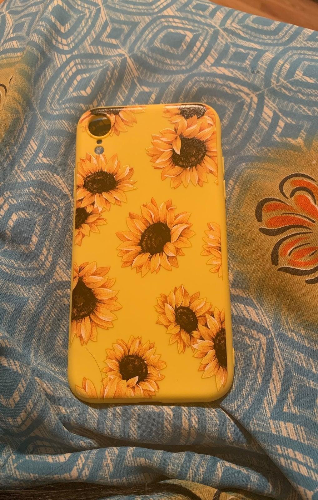 Sunflower Iphone Case XR