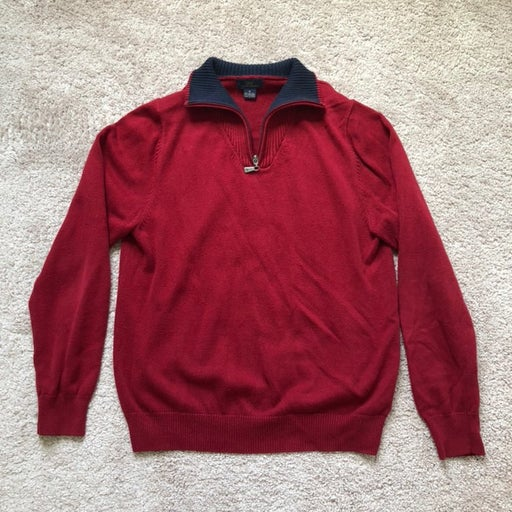 Brooks Brothers 346 Pullover Sweater Med
