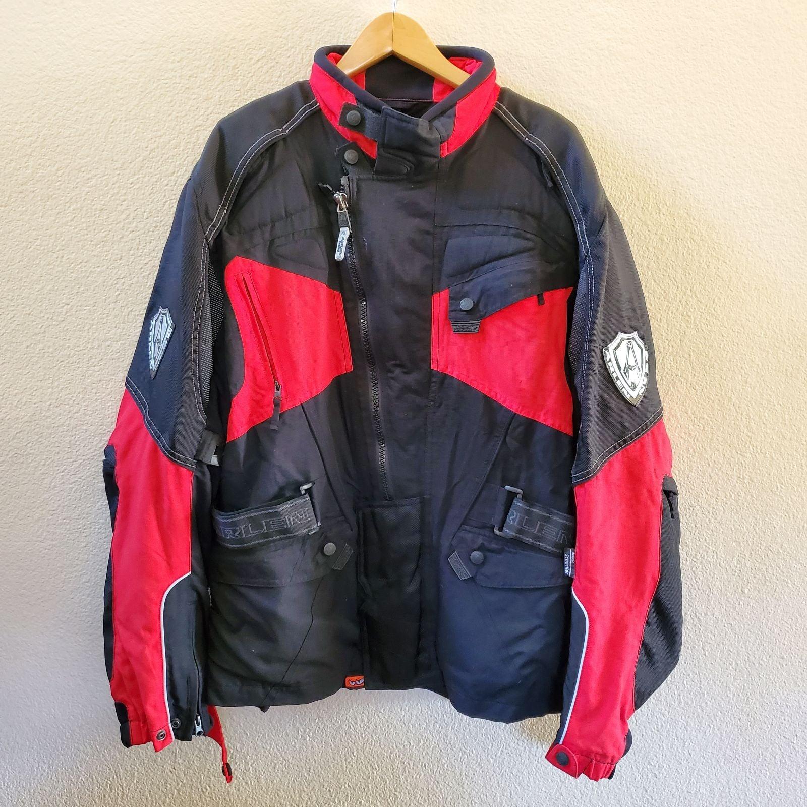 Arlen Ness Nylon Armored Riding Jacket