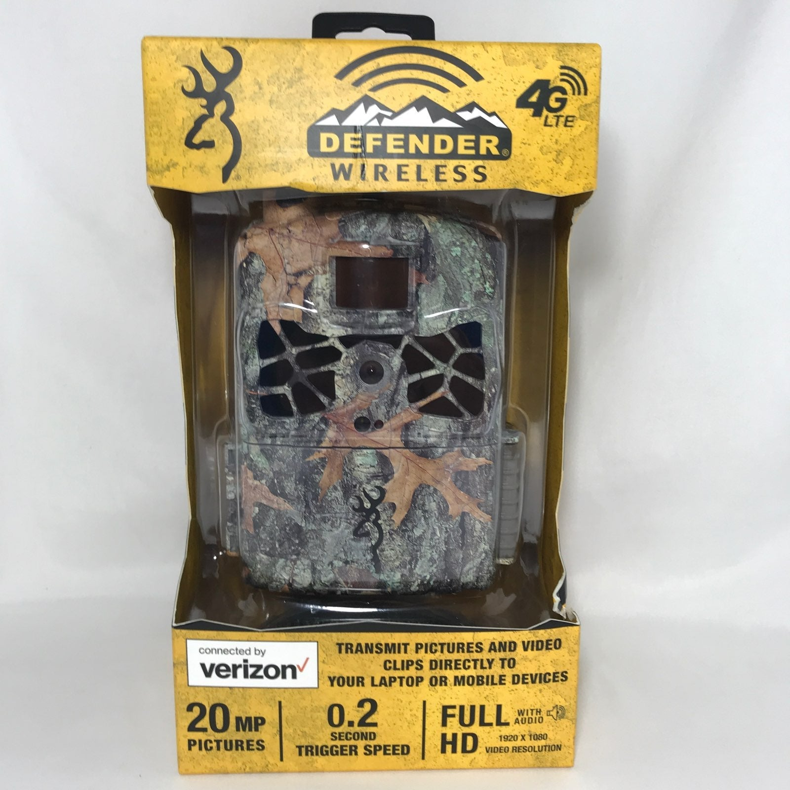 NEW Browning Defender Trail Camera