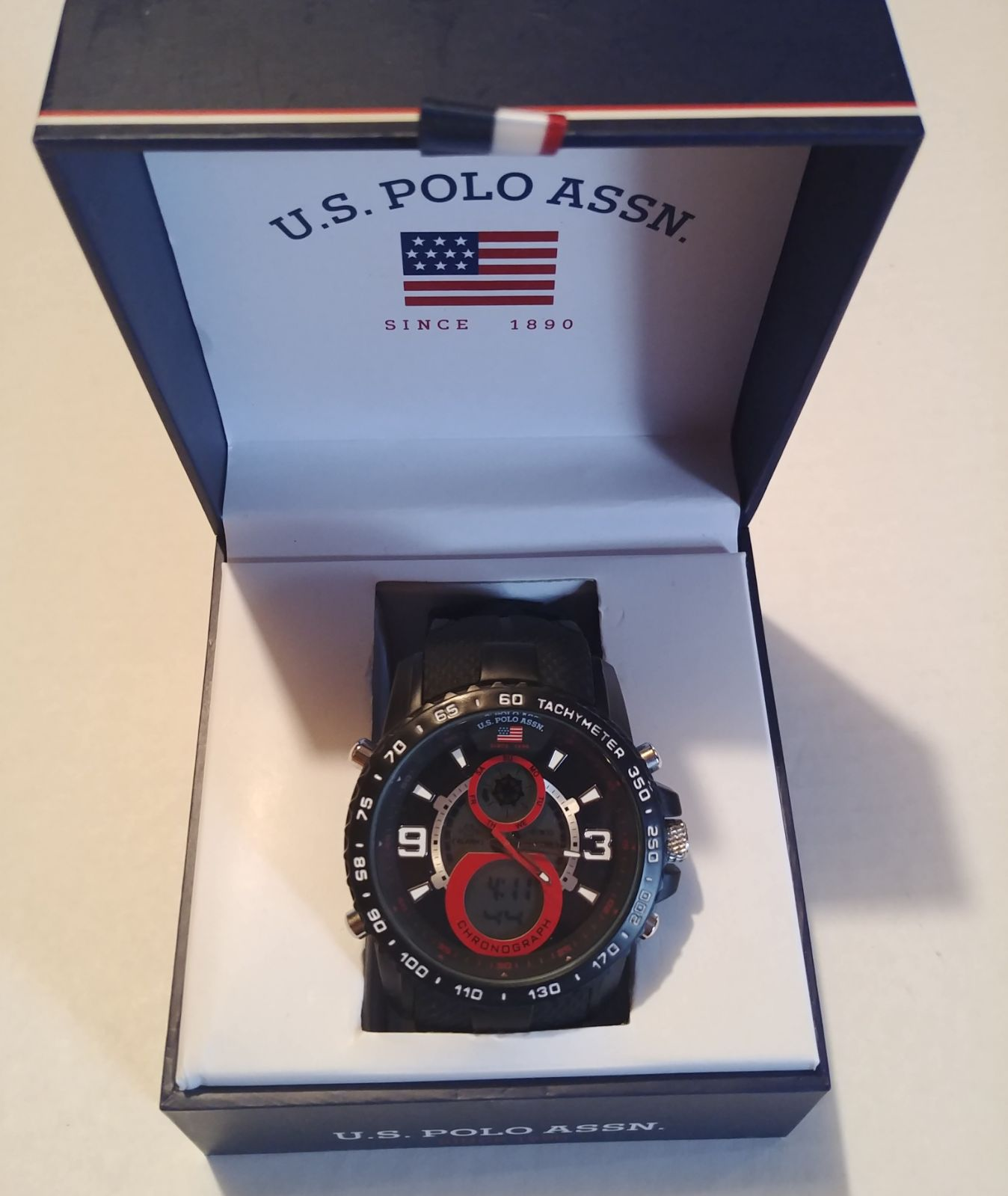 Mens Polo Watch