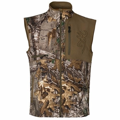 Browning Mens Hell's Canyon Mercury Vest