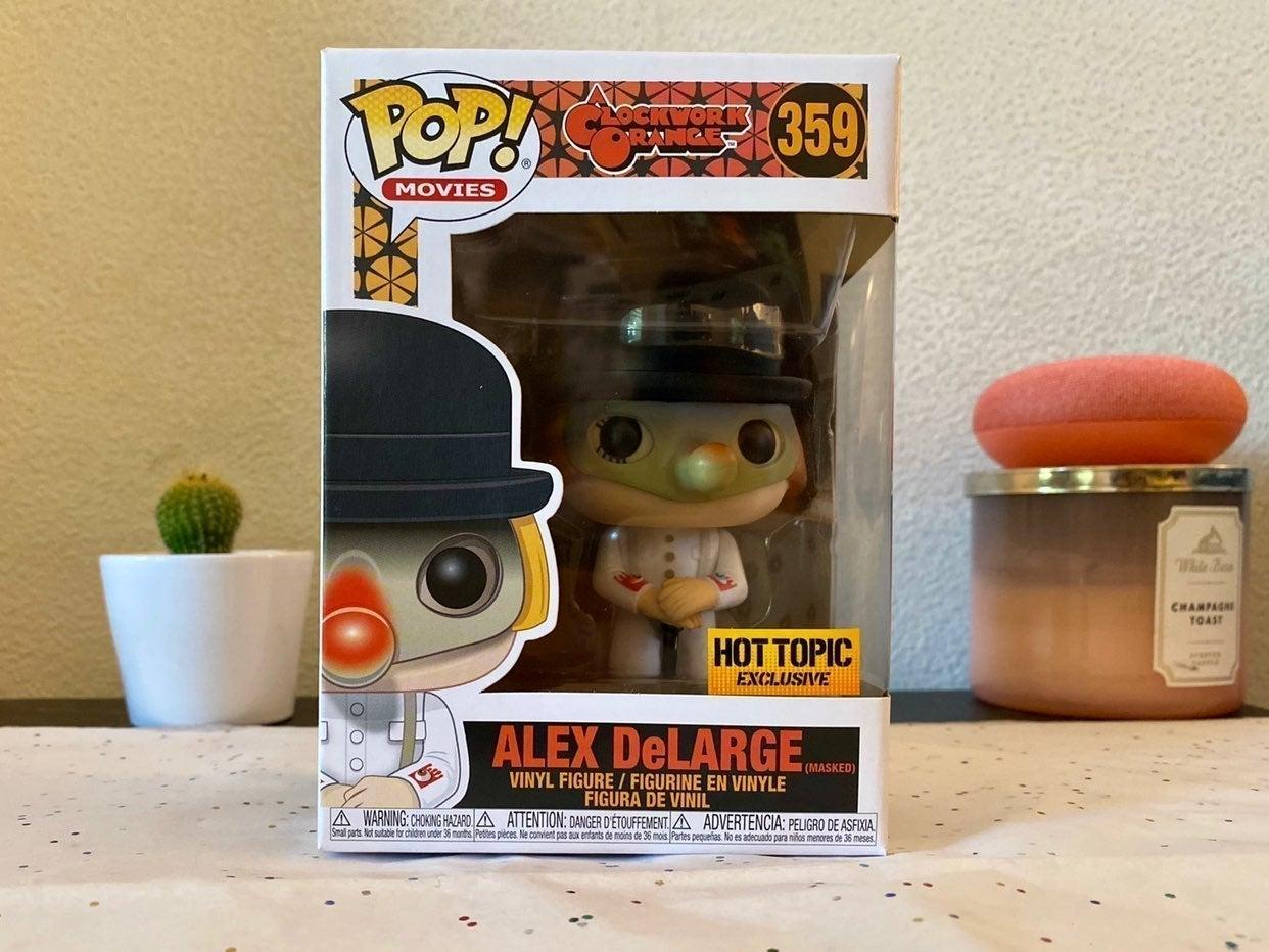 Funko Pop Alex DeLarge
