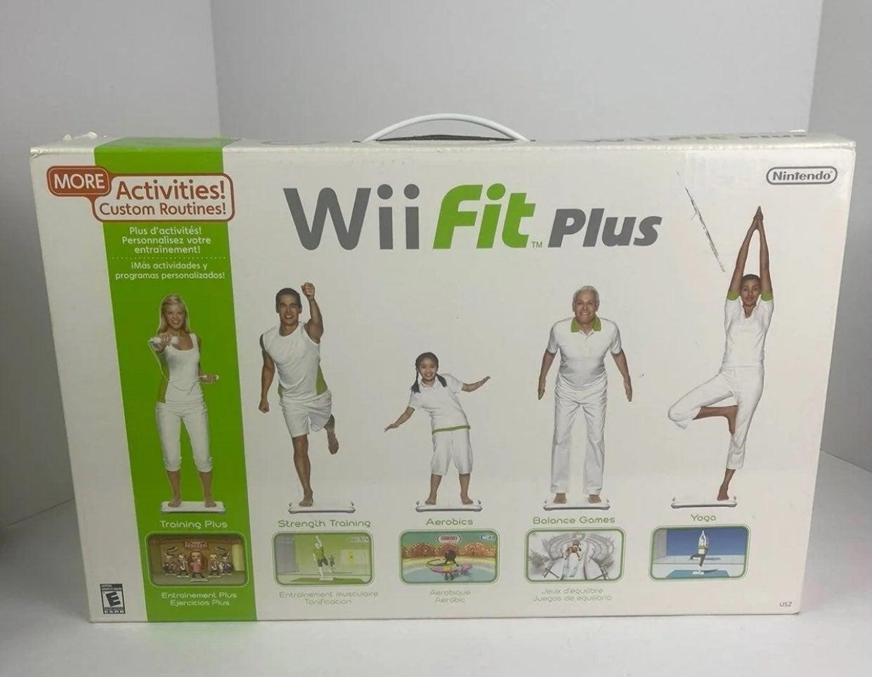 NEW Wii Fit Plus Balance Board