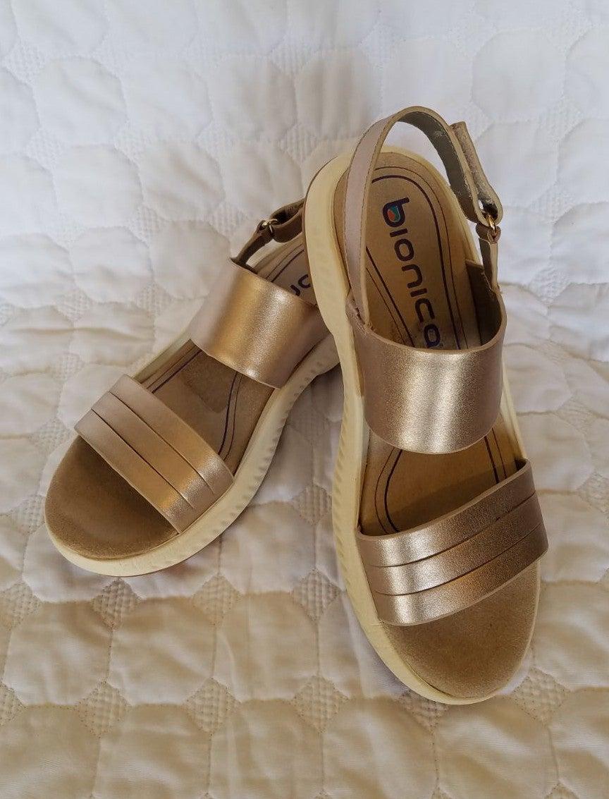 Bionica Platform Sandals   Mercari