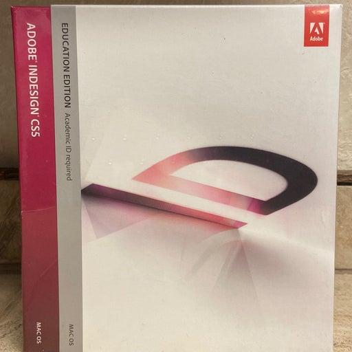 Adobe Indesign CS5 Education Edition