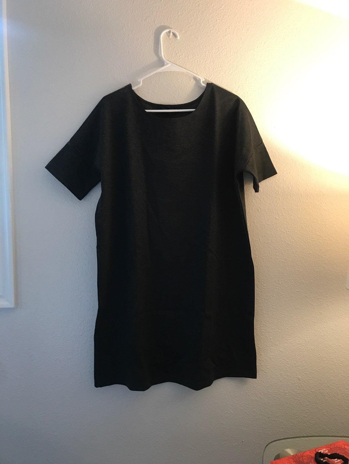 Hatch Slouch dress