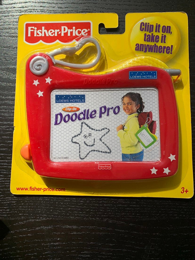 Fisher-Price Doodle Pro Clip-On Magnetic