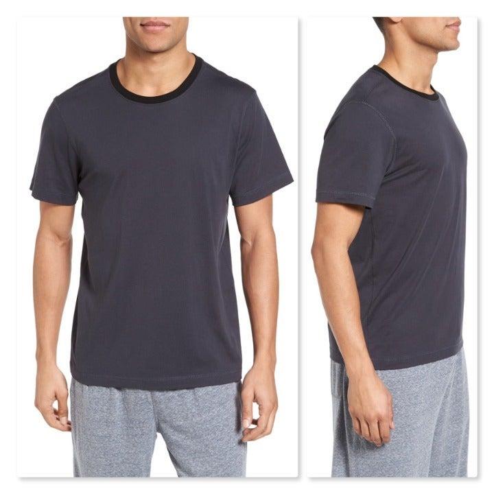 Daniel Buchler Crewneck Cotton Tshirt XL