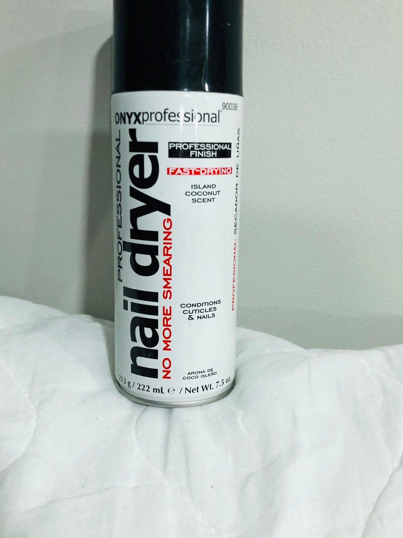 Nail Polish Dryer Spray