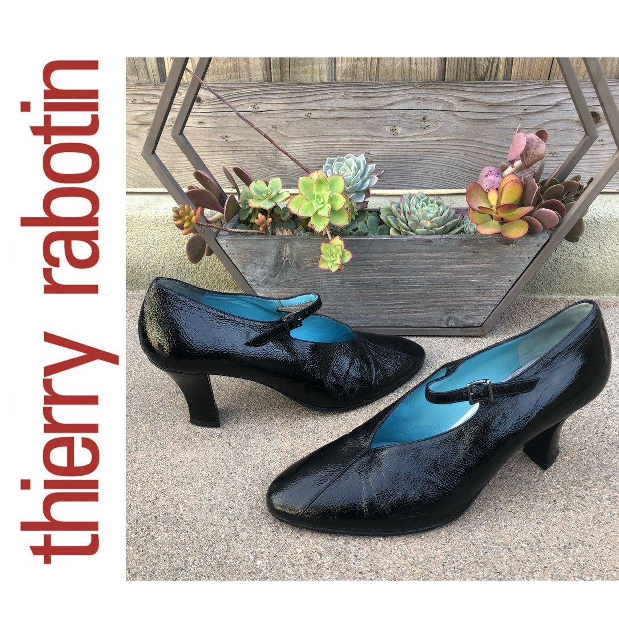 THIERRY RABOTIN~Mary Jane Pumps~8.5/9