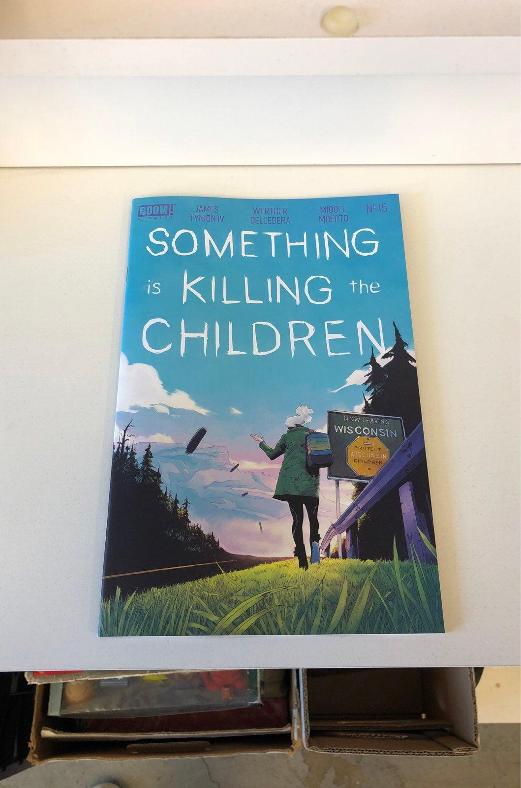 SOMETHING IS KILLING THE CHILDREN 15
