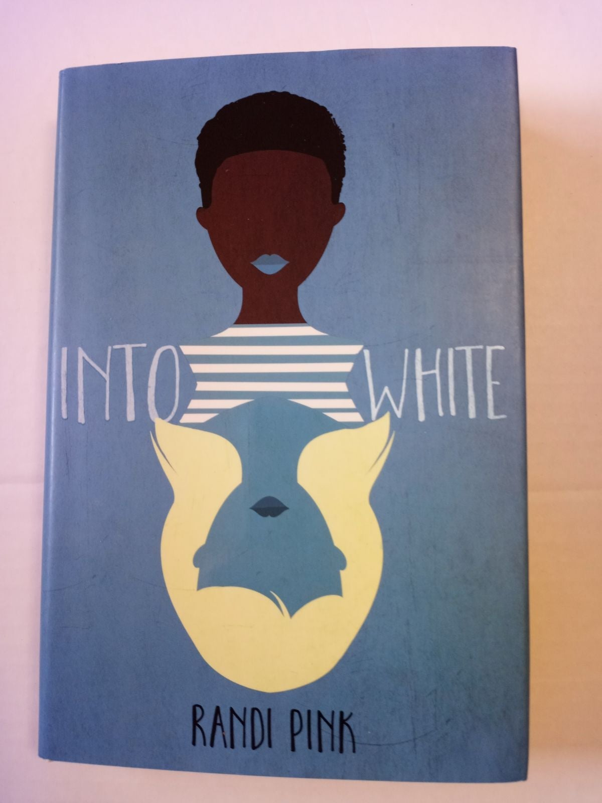 A.A. Young Adult Book Into White