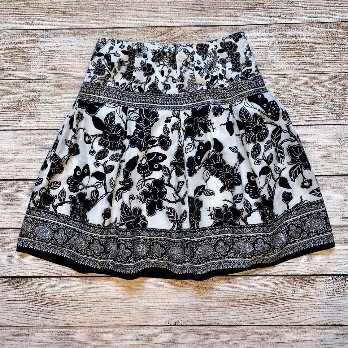 WHBM Full Skirt