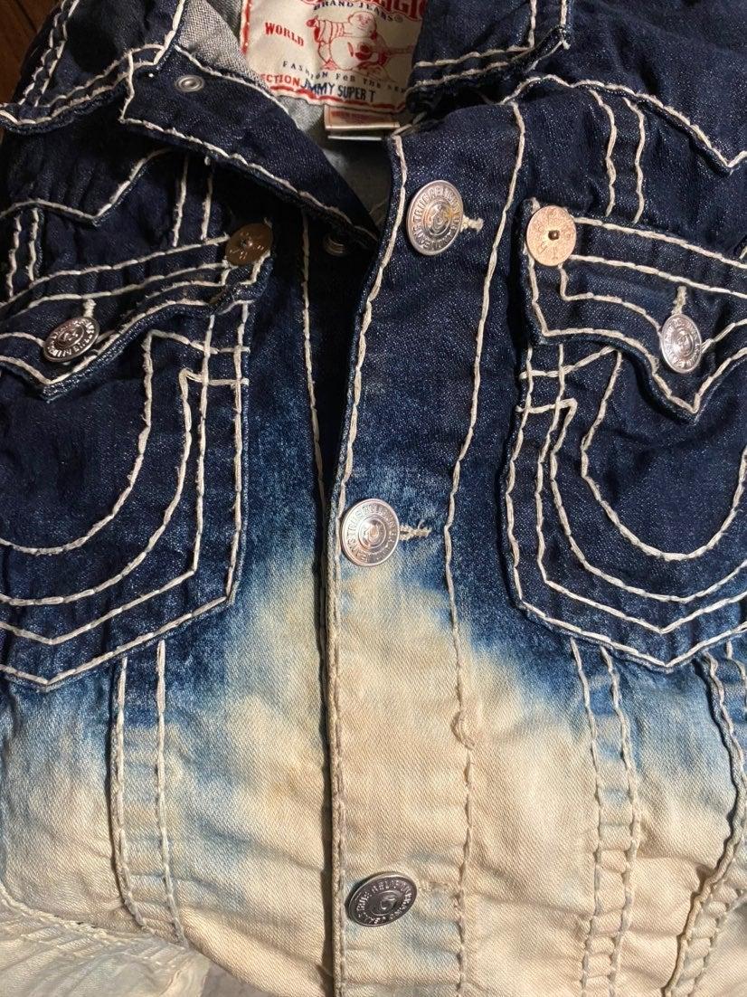 True Jean Jacket