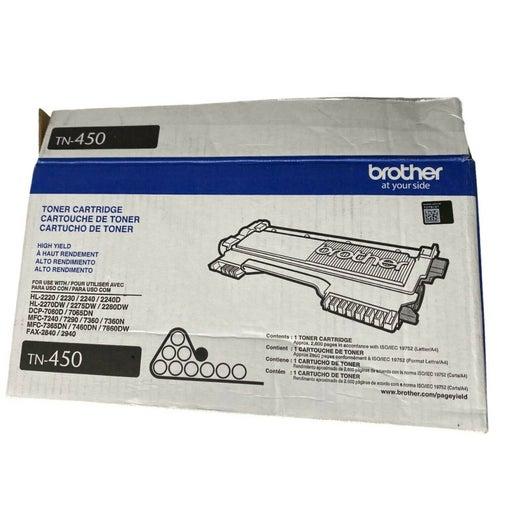 Brother TN-450 Toner Cartridge OPEN BOX