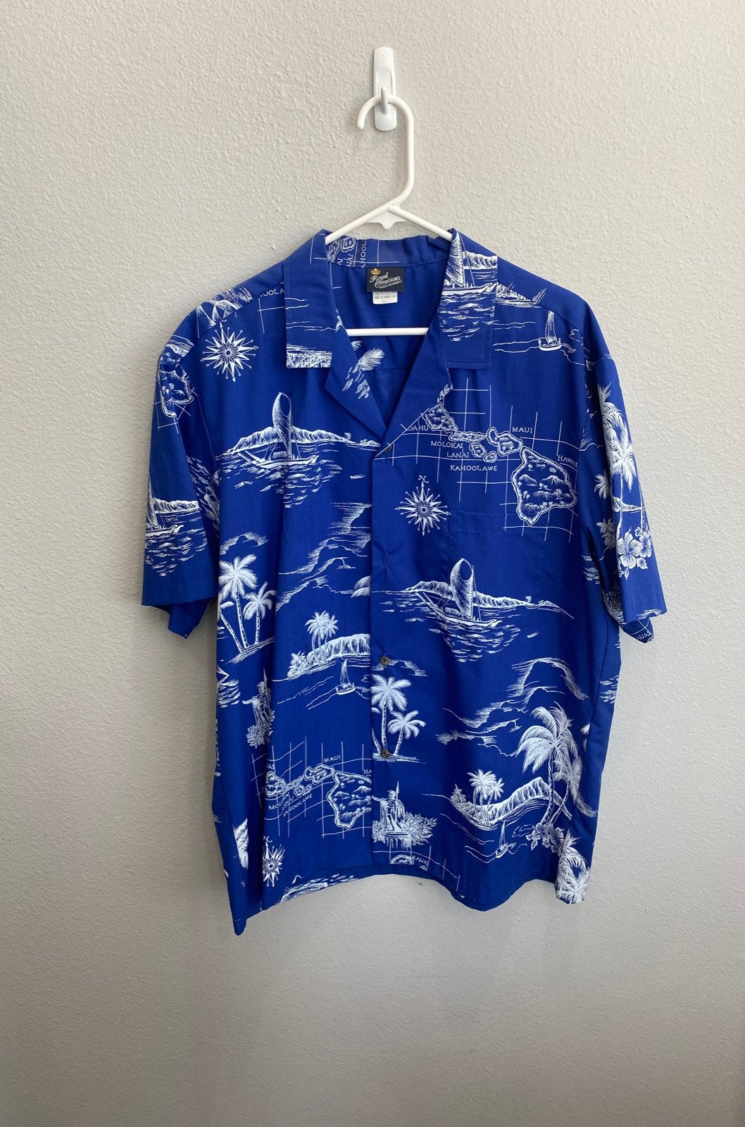 Hawaiian Shirt XL