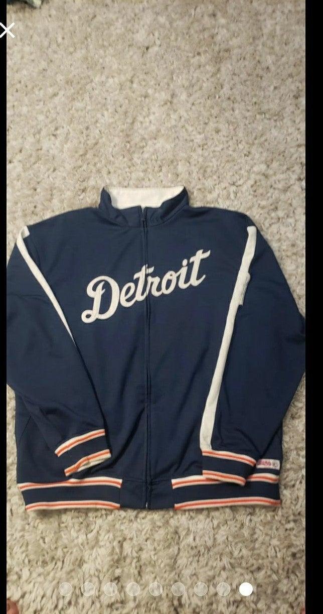 Detroit Zip Up Jacket XL