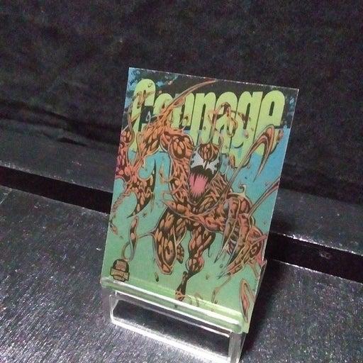 Carnage Power Blast Card