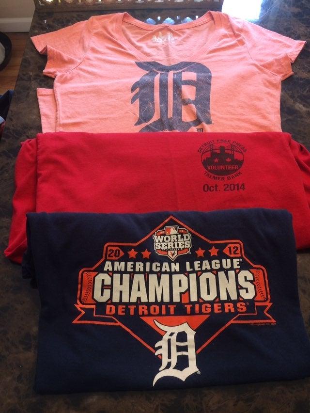Detroit Tshirt Bundle