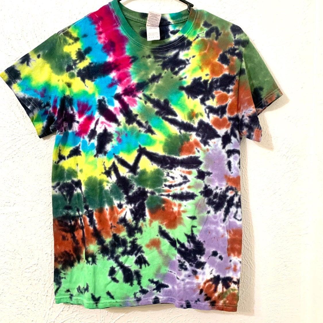 Gildan Tye Dye Shirt Small