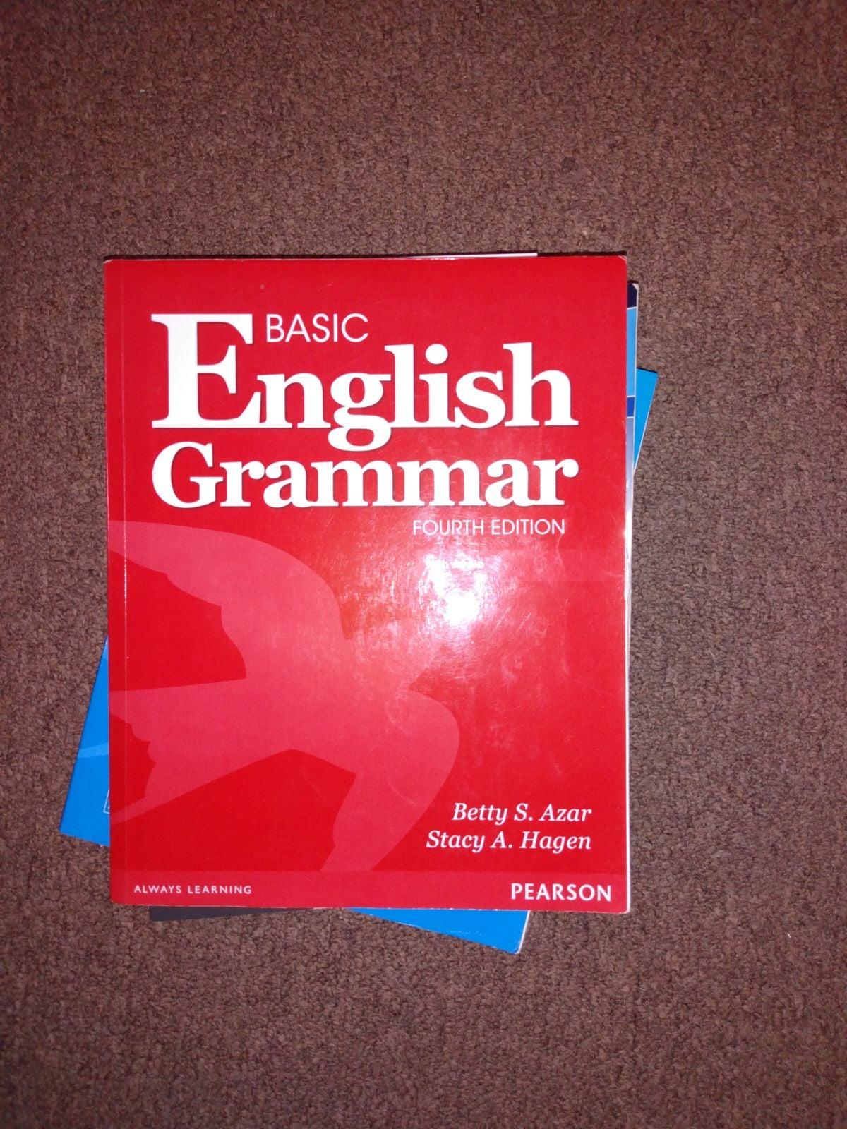 Basic english grammer