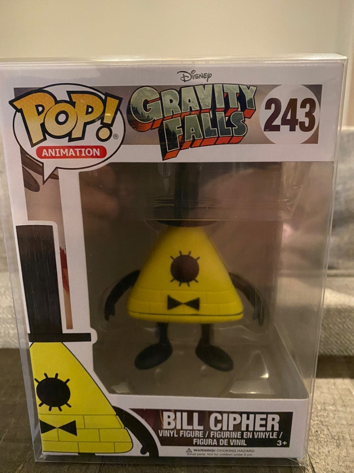 Funko Pop! Bill cipher gravity falls